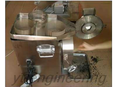 YFJ Oily Material Grinder Machine
