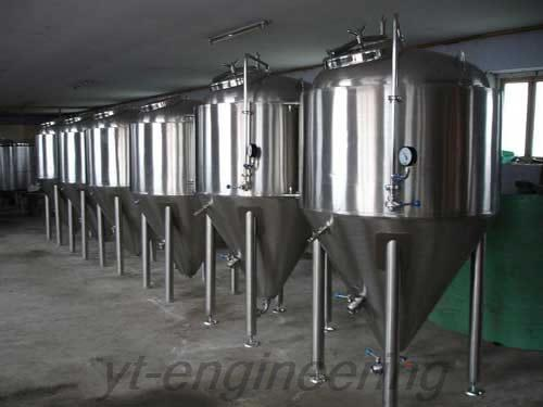 FJG Beer Fermentation Tank