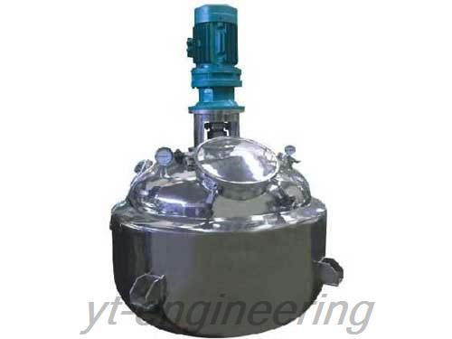 Gelatin Melting Tank Water Bath Type Gelatin Mixing Tank